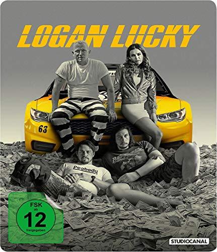 Logan Lucky - Steelbook [Blu-ray]