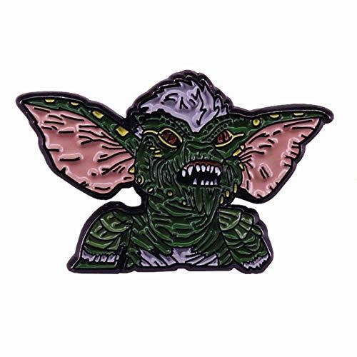 Stripe böse Monster Pin Joe Dante Komödie Horrorfilm Brosche