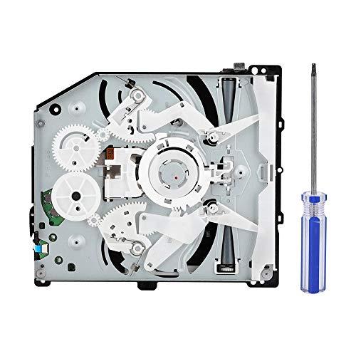 DVD Optical Disk, KES-860 Magnetische DVD Optical Disc Game Drive Disk mit Schraubendreher, für PS4 1000 Main Engine, (KES-860)