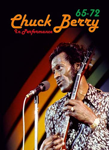Chuck Berry - In Performance 65-72 dvd