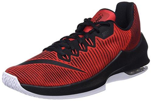 Nike Herren Air Max Infuriate II Basketballschuhe, Rot (University Red/Black/White 600), 40.5 EU