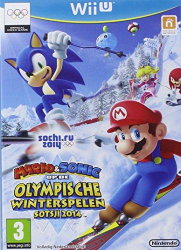 Unbekannt Mario & Sonic op de Olympische Winterspelen 2014
