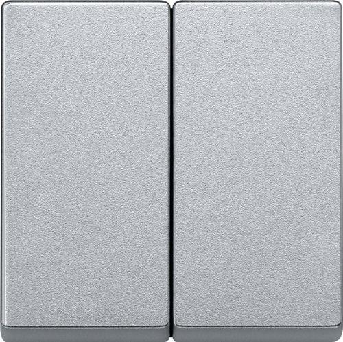 Merten 433560 Wippe für Serienschalter, aluminium, System M