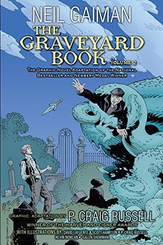 The Graveyard Book Graphic Novel: Volume 2: The Graphic Novel Adaptation of the National Besteller and Newbery Medal Winner