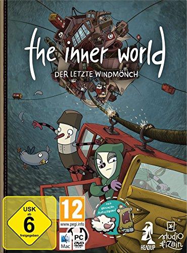 The Inner World - Der letzte Windmönch - [PC]
