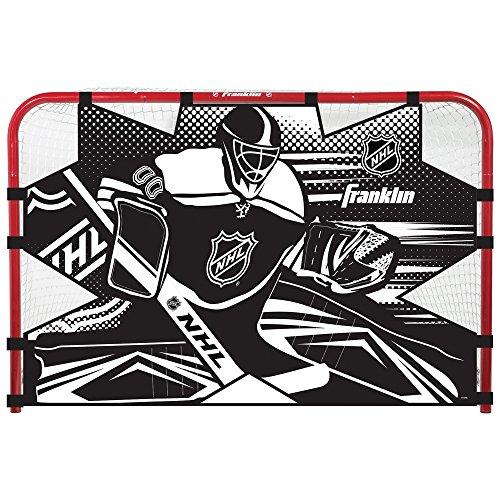 Franklin Sports NHL Championship Tor Schießscheibe