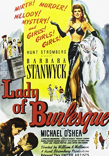 LADY OF BURLESQUE - LADY OF BURLESQUE (1 DVD)