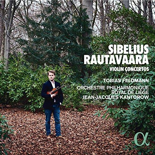 Rautavaara/Sibelius: Violinkonzerte